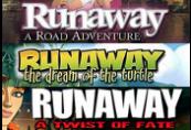 Runaway Trilogy Steam CD Key