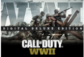 Call of Duty: WWII Digital Deluxe DE Steam CD Key