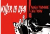 Killer is Dead - Nightmare Edition RoW Steam CD Key