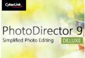 CyberLink PhotoDirector 9 Deluxe Key
