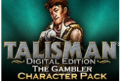 Talisman - Character Pack #6 - Gambler DLC Steam CD Key