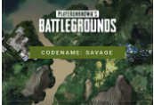 PLAYERUNKNOWN'S BATTLEGROUNDS - Codename: Savage Map CLOSED BETA Steam CD Key