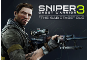 Sniper Ghost Warrior 3 - The Sabotage DLC Steam CD Key