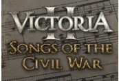Victoria II: Songs of the Civil War DLC Steam CD Key