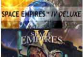 Space Empires IV and V Pack Steam Gift