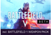 Battlefield V BETA Access incl. BF1 Weapon Pack XBOX One CD Key