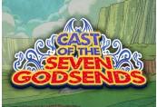 Cast of the Seven Godsends Clé Steam