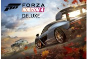 Forza Horizon 4 Deluxe Edition Clé XBOX One / Windows 10