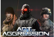 Act of Aggression EU Steam CD Key