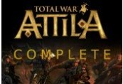 Total War: ATTILA Complete Bundle RoW Steam CD Key