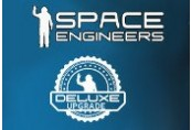 Space Engineers - Deluxe DLC Steam CD Key