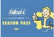 Fallout 4 Season Pass US PS4 CD Key