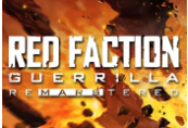 Red Faction Guerrilla Re-Mars-tered PRE-ORDER Steam CD Key