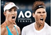 AO International Tennis Steam Altergift