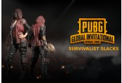PUBG - PGI Survivalist Slacks Digital CD Key