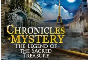 Chronicles of Mystery - The Legend of the Sacred Treasure Steam CD Key