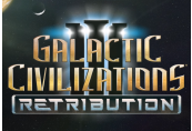 Galactic Civilizations III - Retribution Expansion Steam CD Key