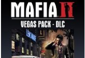 Mafia II - Vegas Pack DLC Steam CD Key