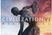 Sid Meier's Civilization VI - Rise and Fall DLC RU VPN Activated Steam CD Key