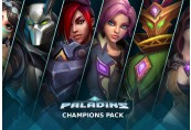 Paladins Champions Pack + Season 2018 Bundle DLC Manual Delivery