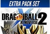 DRAGON BALL XENOVERSE 2 - Extra Pack Set  US PS4 CD Key