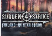 Sudden Strike 4 - Finland: Winter Storm DLC CN VPN Activated Steam CD Key