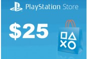 Playstation Network Card $25 US