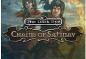 The Dark Eye: Chains of Satinav EU Steam CD Key