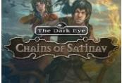 The Dark Eye: Chains of Satinav EU Steam CD Key