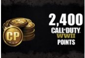 Call of Duty: WWII 2400 COD Points US PS4 CD Key