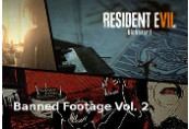 RESIDENT EVIL 7 Biohazard - Banned Footage Vol.2 DLC Steam CD Key