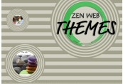 12 Premium WordPress Themes from Zen Web ShopHacker.com Code