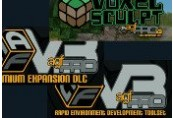Axis Game Factory's AGFPRO + Voxel Sculpt + PREMIUM Bundle Steam CD Key