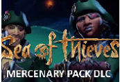 Sea of Thieves - Mercenary Pack DLC XBOX One / Windows 10 CD Key