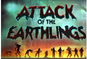 Attack of the Earthlings Clé Steam