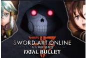 Sword Art Online: Fatal Bullet RU VPN Required Steam CD Key