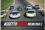 Assetto Corsa - Dream Pack 3 DLC Steam CD Key