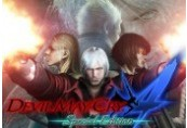 Devil May Cry 4 Special Edition RU VPN Activated Steam CD Key