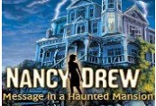 Nancy Drew: Message in a Haunted Mansion Steam CD Key