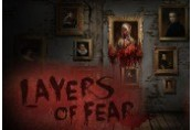 Layers of Fear Clé Steam