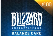 Battle.net $100 US Balance Card