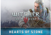 The Witcher 3: Wild Hunt - Hearts of Stone DLC Steam CD Key