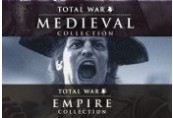 Empire & Medieval: Total War Collections Steam CD Key