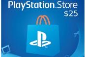 PlayStation Network Card $25 US