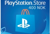 PlayStation Network Card 400 NOK NOR