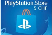 PlayStation Network Card 5 CHF