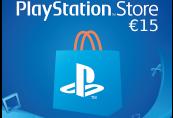PlayStation Network Card €15 AT