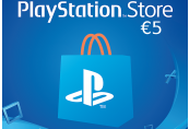 PlayStation Network Card €5 DE