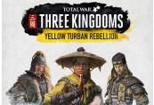 Total War: THREE KINGDOMS - Yellow Turban Rebellion EU Clé Steam