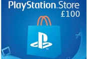 PlayStation Network Card £100 UK